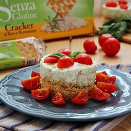Mini Cheese Cake Salate